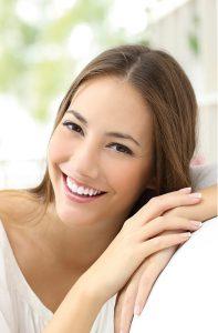 smiling lady 2