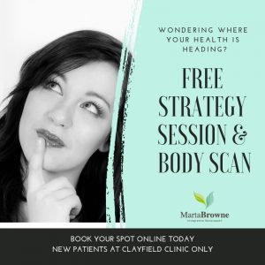 Strategy Sessioin & Body Scan
